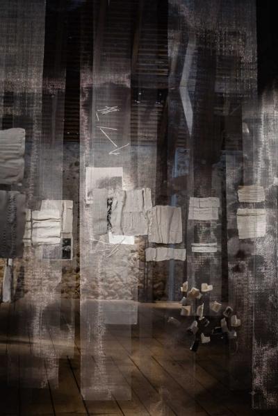Brigitte Long Exposition Céramique