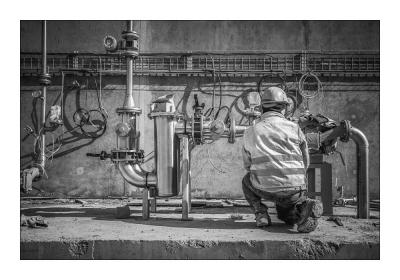 Samuel Moraud, photographe Industriel