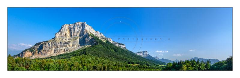 Panoramique Mont Granier