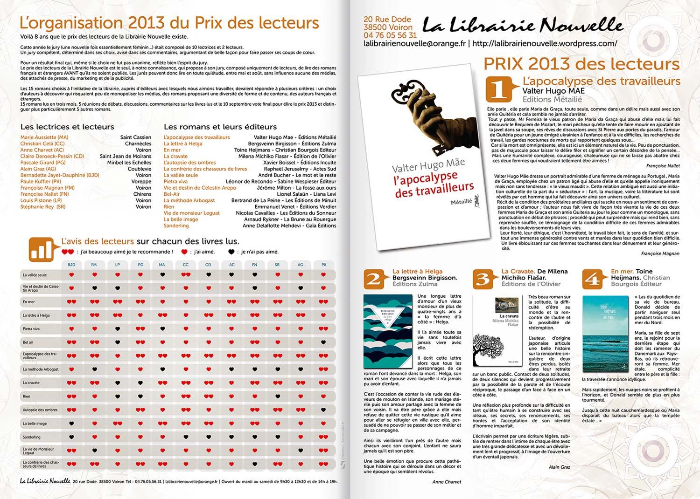 Infographiste Voiron Plaquette