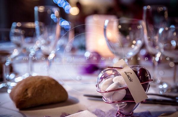 Photographe Reception et evenements