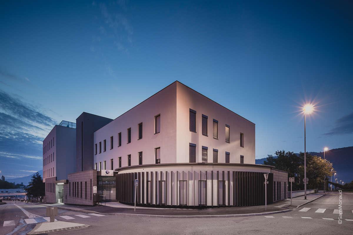 Photographe Architecture Savoie