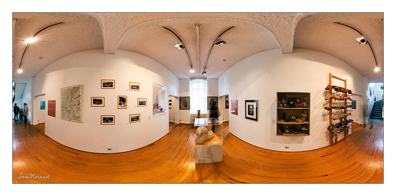 Visite virtuelle musee patroimoine
