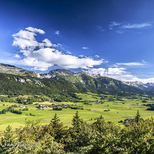 Photo Panoramique Vercors