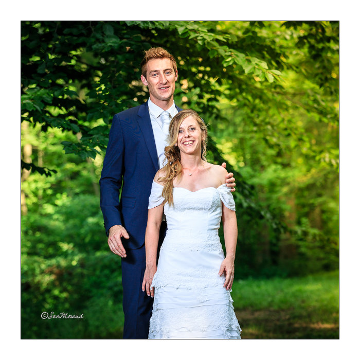 Témoignage mariage Mathilde et David