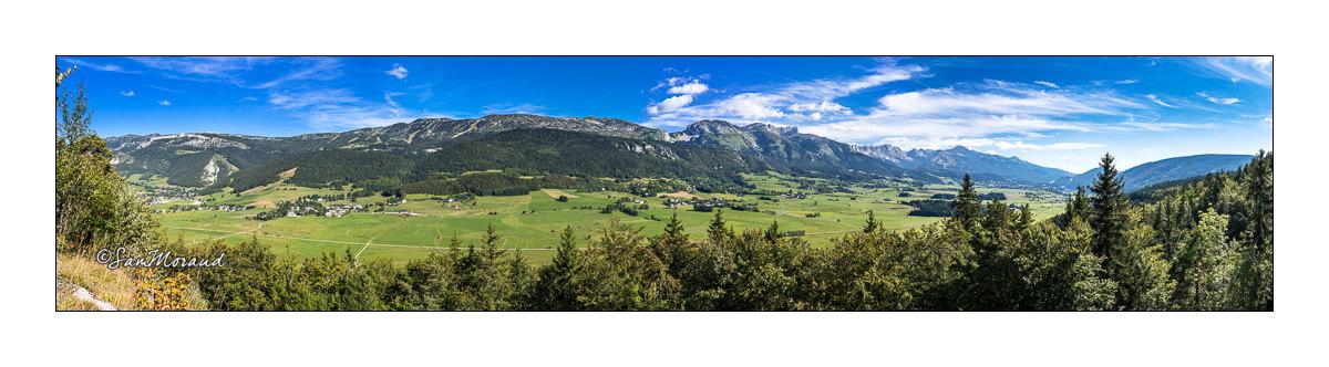 Photo Panoramique Géante - Vercors