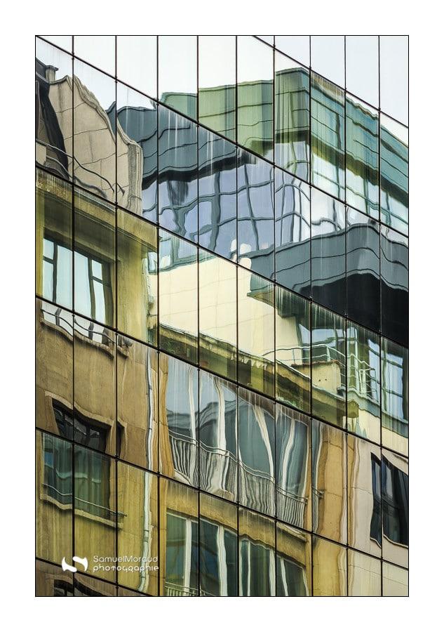Architecture mirrors