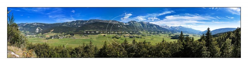 Photo panoramique Montagne