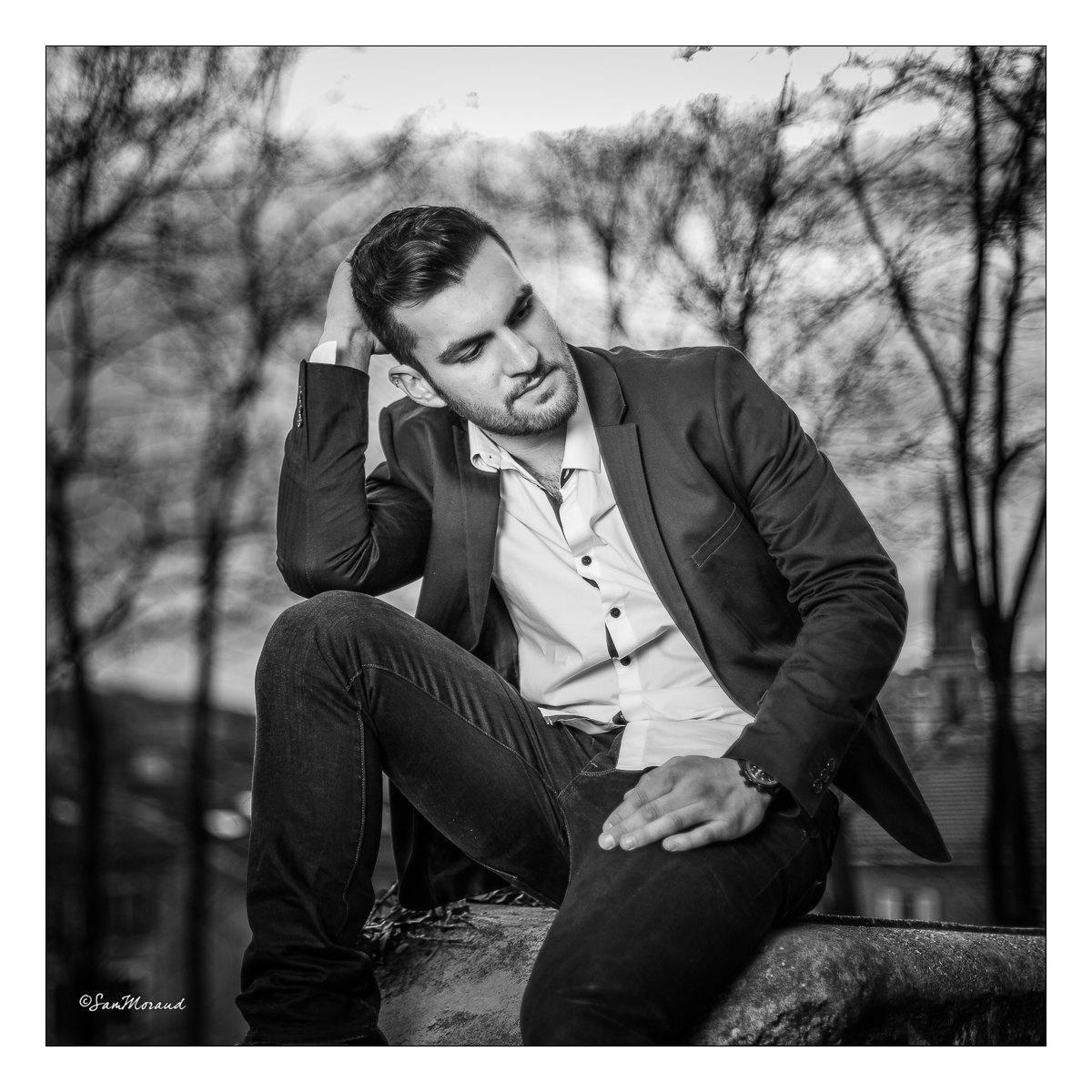 Portrait photo Homme