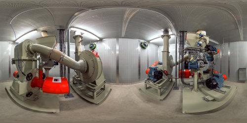 Visite virtuelle industrie