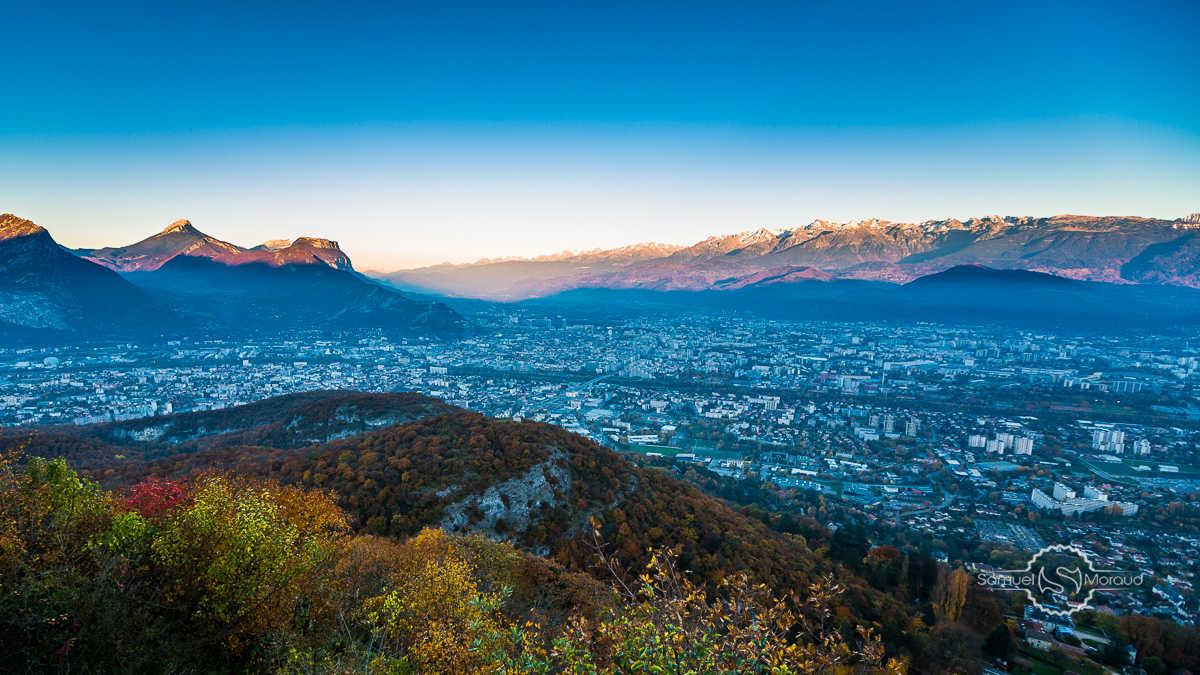 Avant Timelapse Grenoble