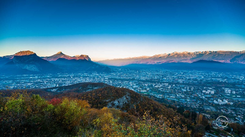 video timelapse Grenoble
