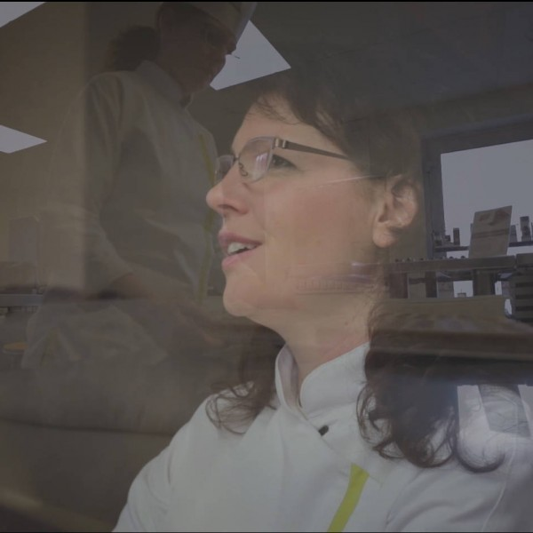 Vidéo Chocolaterie