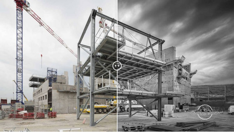 Photo industrielle & HDR