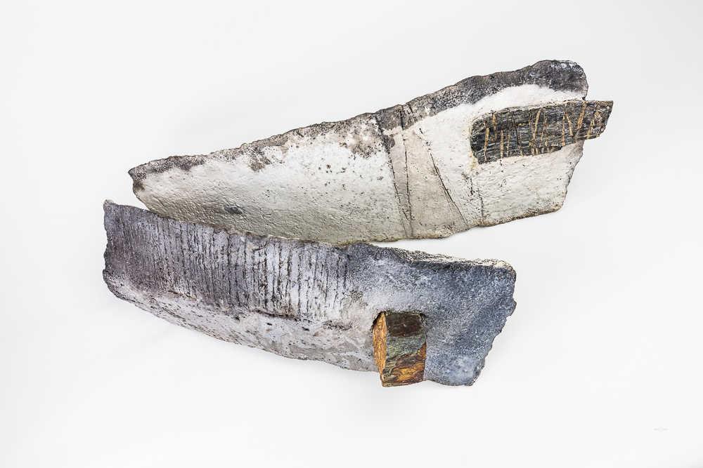 Oeuvres céramique Brigitte Long