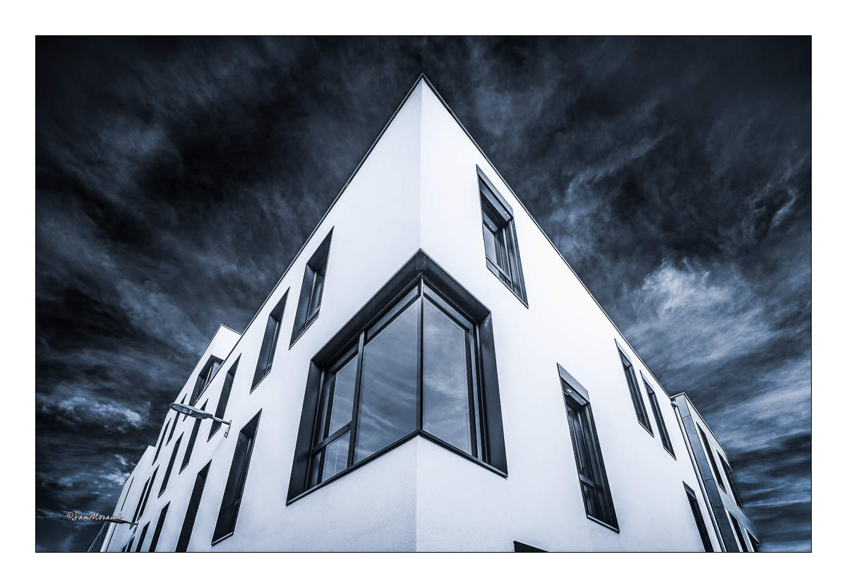 Architecture bureaux meylan samuel moraud photographe for Agence paysage grenoble