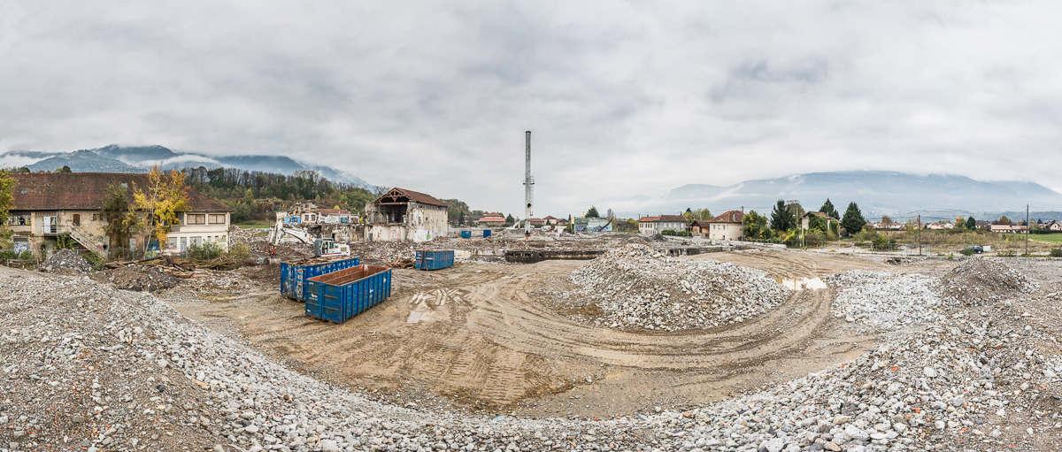 Reportage Demolition