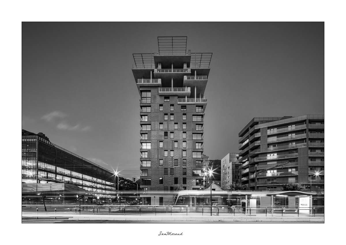 Sam Moraud Photographe Architecture