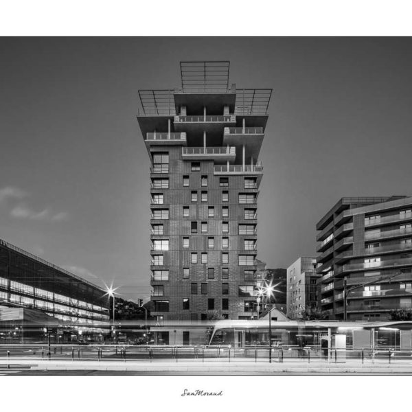 Sam Moraud Photographe Architecture