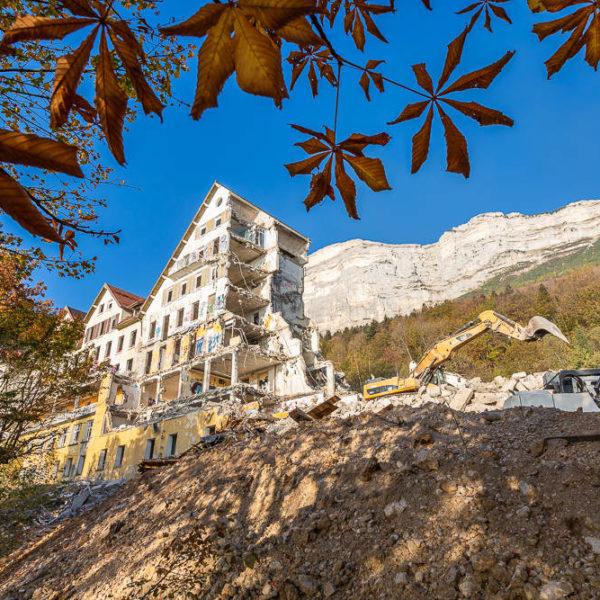 Sanatorium Saint Hilaire