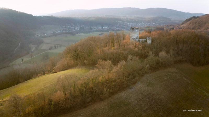 Drone Tour Clermont