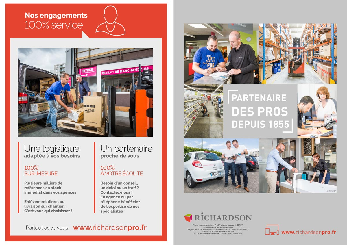 Catalogue Richardson Pro 2019