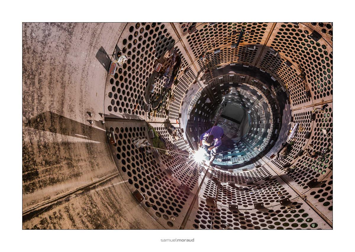 Photographe Chantier Industrie Construction