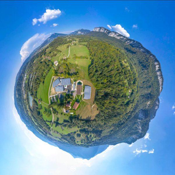 Visite Virtuelle Drone Chartreuse