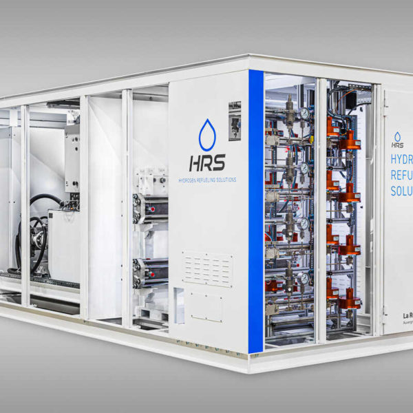 Hydrogen Refueling Solutions