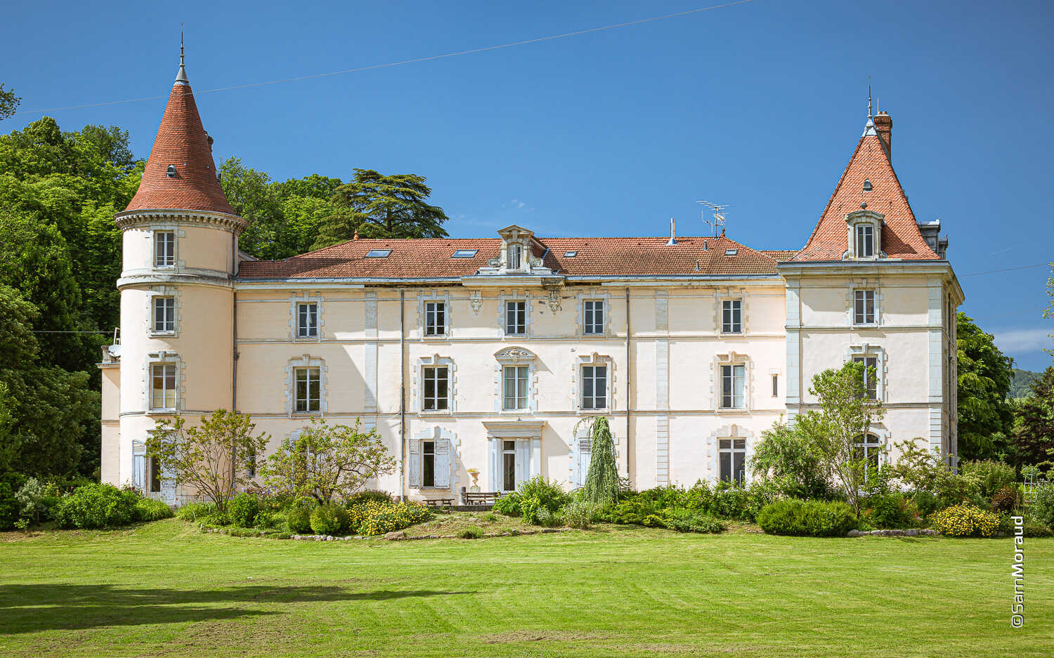 Chateau Brunerie Voiron Tsf